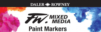 Daler Rowney FW Paint Markers