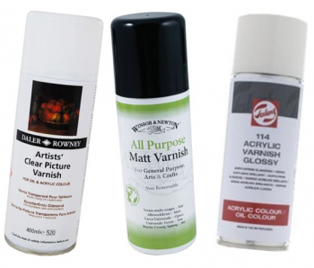 Spray Varnishes