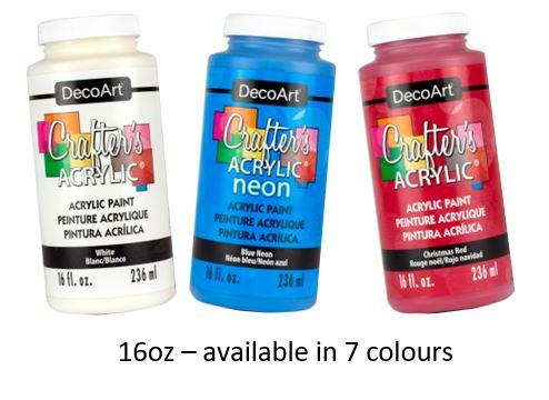 Crafters' Acrylic® 16oz.
