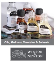 Oil Mediums and Varnishes