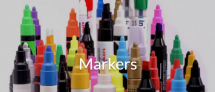 Inkview Whiteboard Markers by