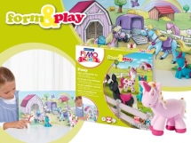 Fimo Kids Form And Play Sets