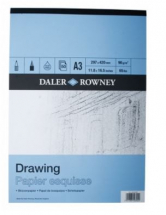 Daler Rowney Drawing Pads 200g