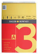 Daler Rowney Arteco 95gsm Cartridge
