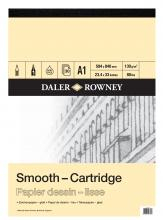 Daler Rowney Smooth Cartridge Pad