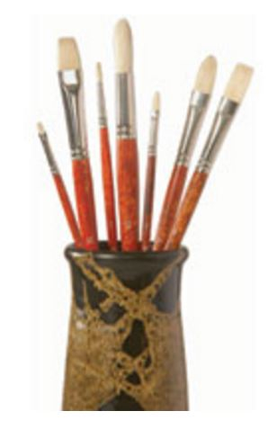 Daler Rowney Brushes