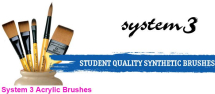 DR System 3 Brushes