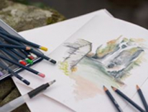 Derwent Watercolour Pencils