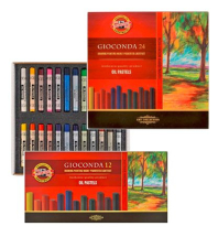 Koh-I-Noor Gioconda Oil-Chalk