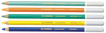 Carbothello Pastel Pencils by Stabilo