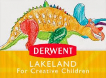 Lakeland Jumbo Coloured Pencil