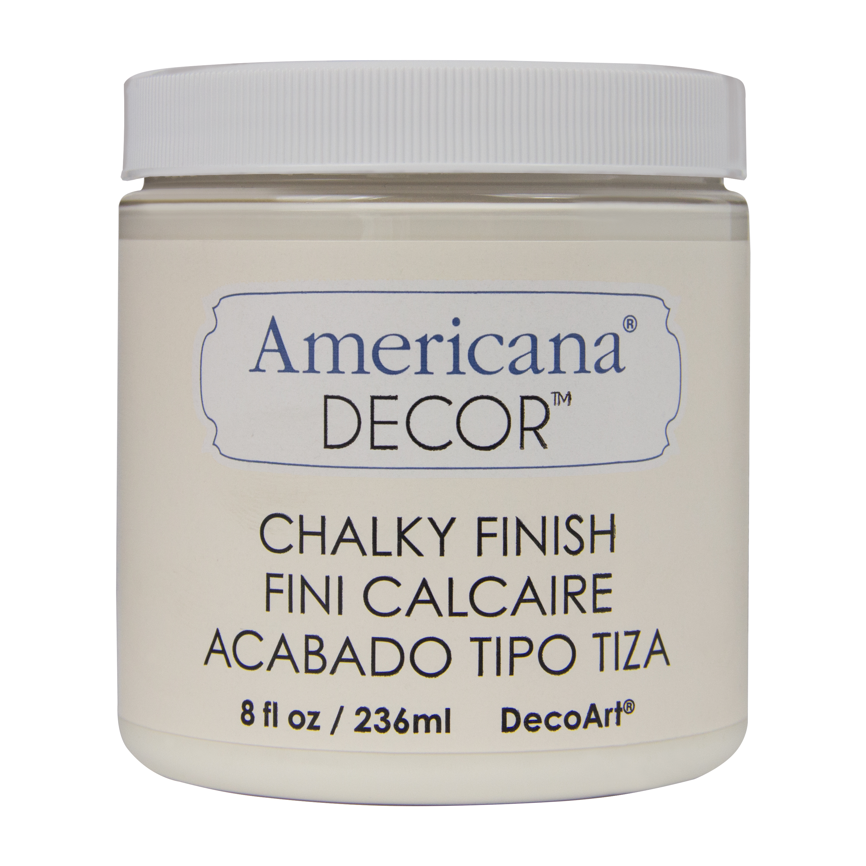 LACE CHALKY FINISH 236ml AMERICANA DECOR