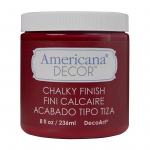 ROUGE CHALKY FINISH 236ml AMERICANA DECOR