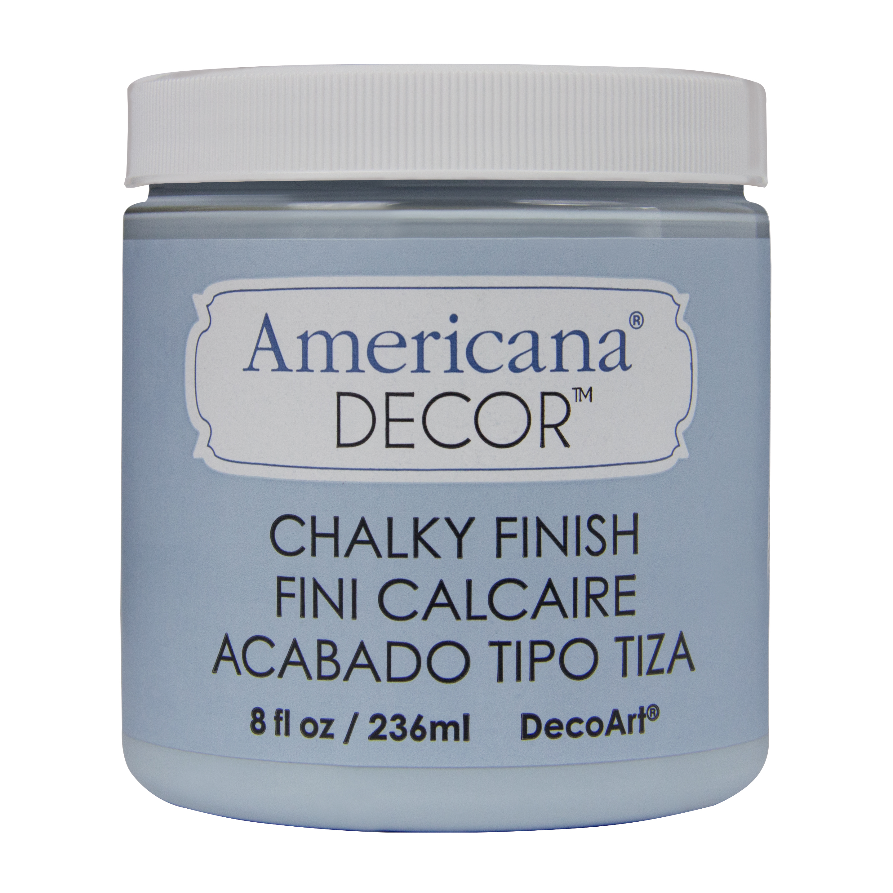 SERENE CHALKY FINISH 236ml AMERICANA&#174; DECOR<sup>(TM)</sup>