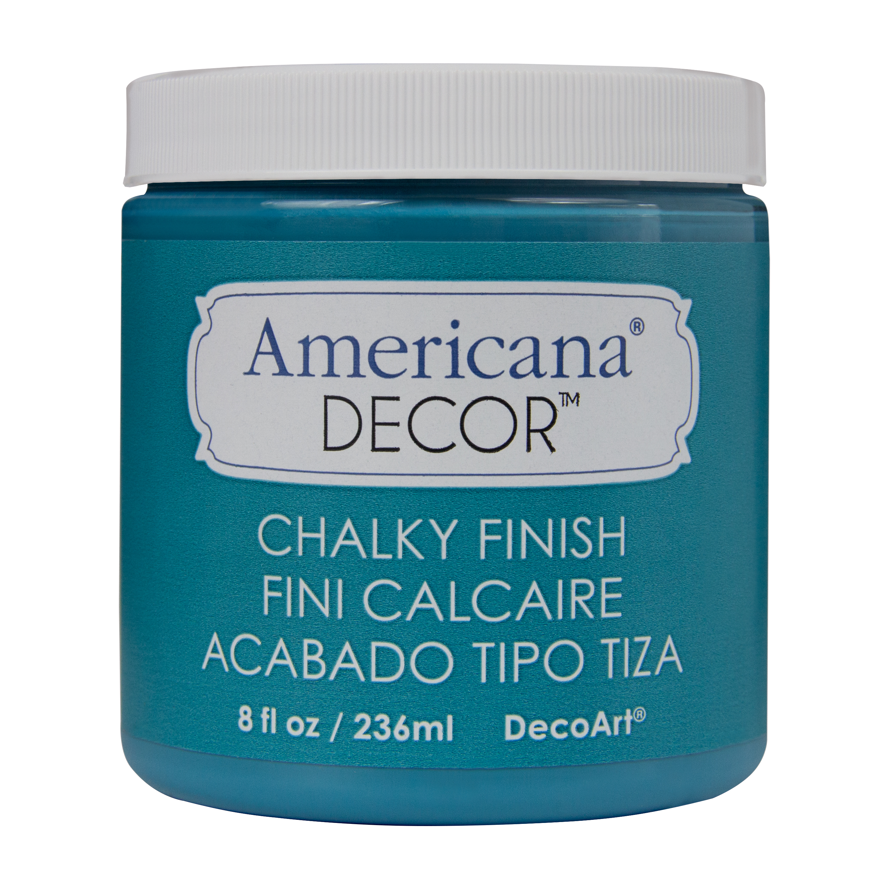 TREASURE CHALKY FINISH 236ml AMERICANA&#174; DECOR<sup>(TM)</sup>