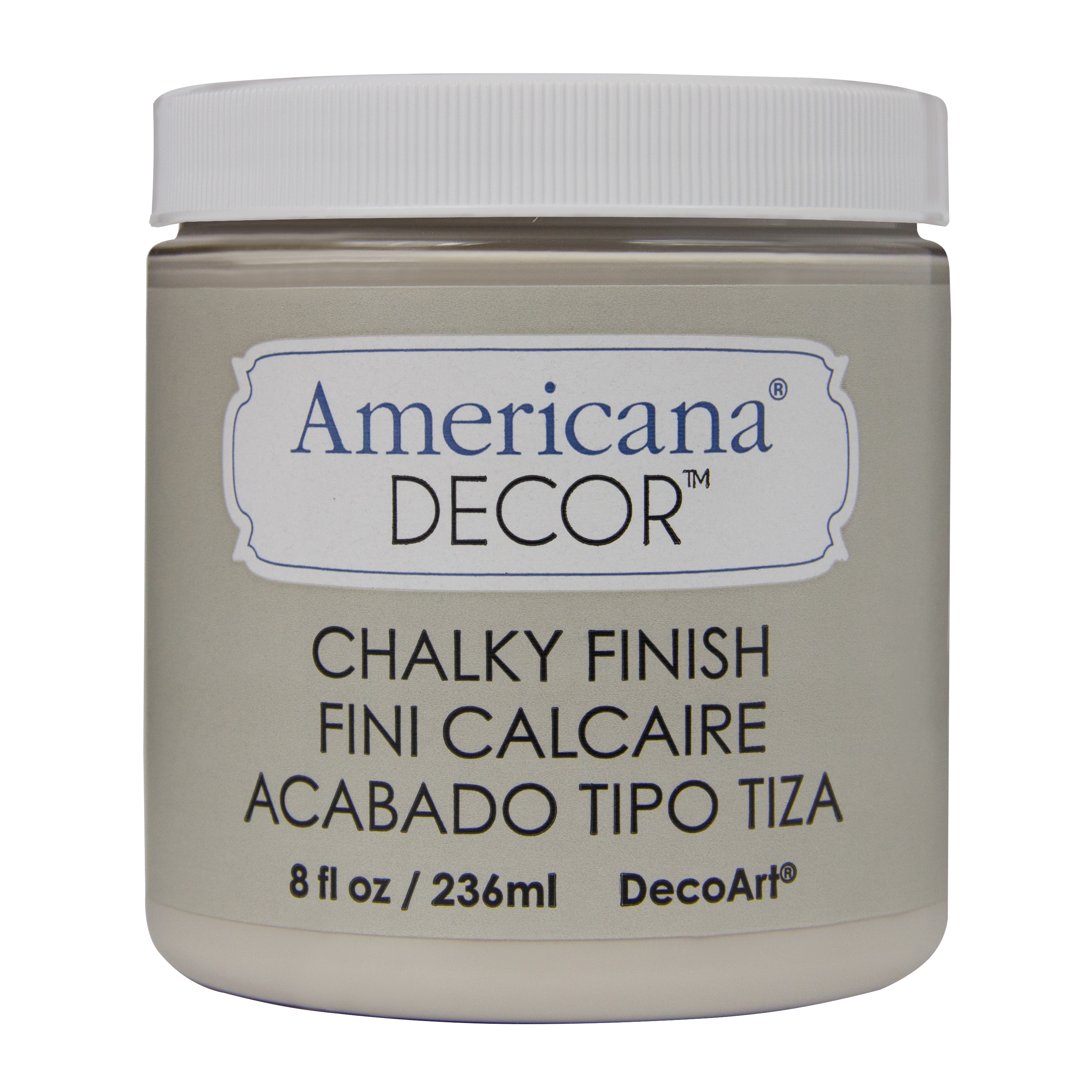 PRIMITIVE CHALKY FINISH 236ml AMERICANA&#174; DECOR<sup>(TM)</sup>