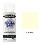 WHISPER AMERICANA CHALKY FINSH FOR GLASS 59ml