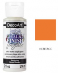 HERITAGE AMERICANA CHALKY FINISH FOR GLASS 59ml