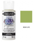 NEW LIFE AMERICANA CHALKY FINISH FOR GLASS 59ml