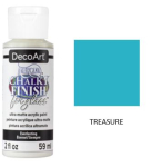 TREASURE AMERICANA CHALKY FINISH FOR GLASS 59ml