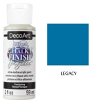 LEGACY AMERICANA CHALKY FINISH FOR GLASS 59ml