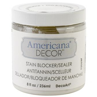 STAIN BLOCKER/SEALER 236ml AMERICANA&#174; DECOR<sup>(TM)</sup>