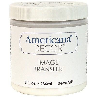 IMAGE TRANSFER MEDIUM 236ml AMERICANA&#174; DECOR<sup>(TM)</sup>