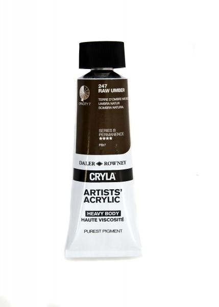 DR CRYLA 75ml RAW UMBER 125075247
