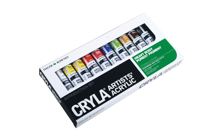 DR CRYLA INTRO SET 10x22ml 125900012         INTRODUCTION