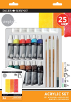 DR SIMPLY ACRYLIC 25 PIECE SET 126500410