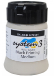DR SYSTEM 3 BLOCK PRINTING MEDIUM 250Mml 128250121