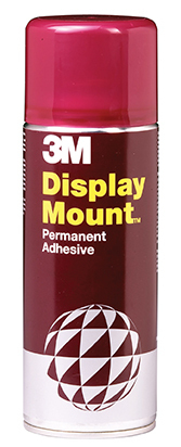 3M DISPLAYMOUNT 400ml YP208060670