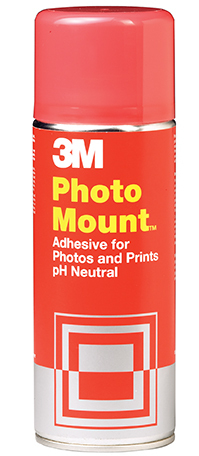 3M PHOTOMOUNT 200ml SMALL YP208060605