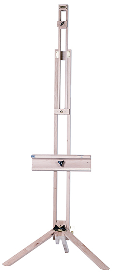 RADIAL EASEL (EXETER TYPE)