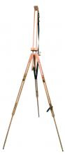 DR ST PAULS WOODEN FIELD EASEL 802000001