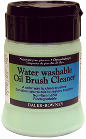 DR WATER WASHABLE OIL BRUSH CLEANER 250ml 114250030