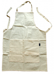 MAPAC CANVAS APRON 15860 Natural