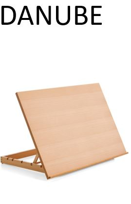DANUBE A2 WORKSTATION TABLE EASEL 7006557