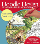 DOODLE DESIGNS HEART OF THE COUNTRYSIDE 70C