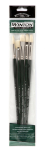 WN WINTON BRUSH WALLET 5990606 NEW 5 BRUSHES 5990606