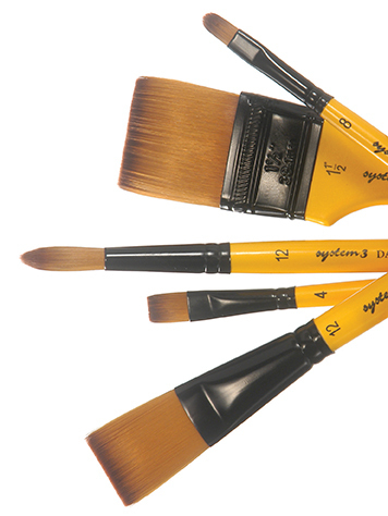 DR SYSTEM 3 SY85 ROUND BRUSH - 6