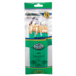 ROYAL SABLE/CAMEL BRUSH SET OF 10