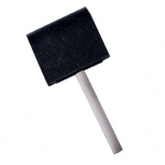 CREATIVE HOUSE FOAM BRUSH - 4inch