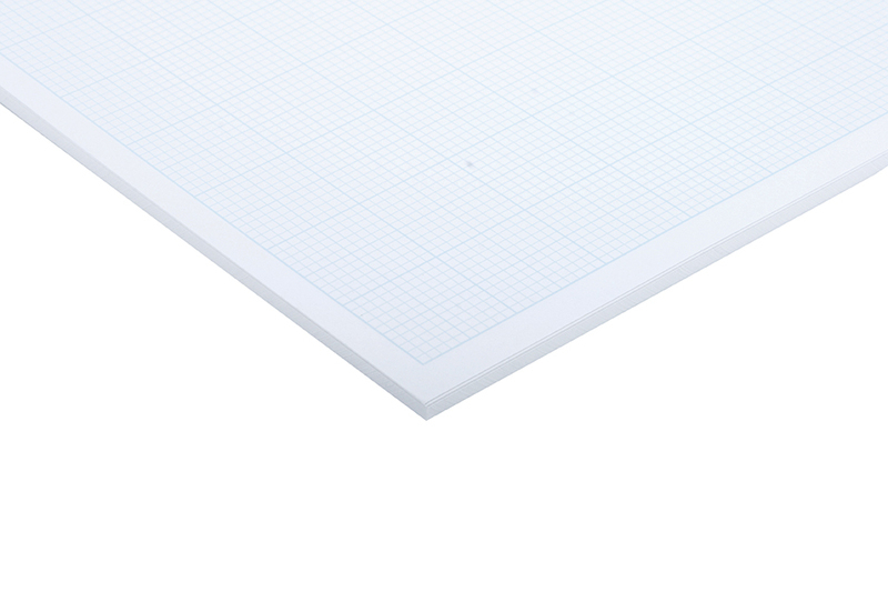 SECTIONAL PAPER A1 - IMPERIAL (1/10,1/2 & 1inch) 6453485 GRAPH