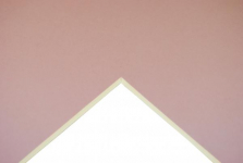 DR MOUNTBOARD A1- DAWN PINK 302001018