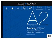DR TRACING PADS 60gsm - A2