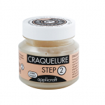 CRAQUELURE STEP 2 TOP 100ml by APPLICRAFT