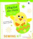 29261 CHARLIE THE CHICK EASTER KIT