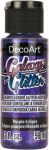 DECO ART GALAXY GLITTER PURPLE ECLIPSE DGG11-30