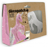 DECOPATCH MINI KIT UNICORN KIT009O